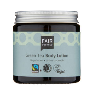 FAIR SQUARED Body Lotion Grüner Tee