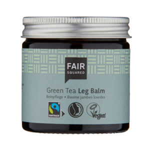FAIR SQUARED Green Tea Beinpflege