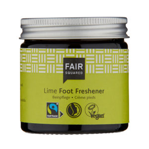 FAIR SQUARED Lime Beinpflege